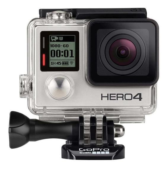 Câmera Digital Gopro Hero 4 Black 12mp Wifi Bluetooth 4k