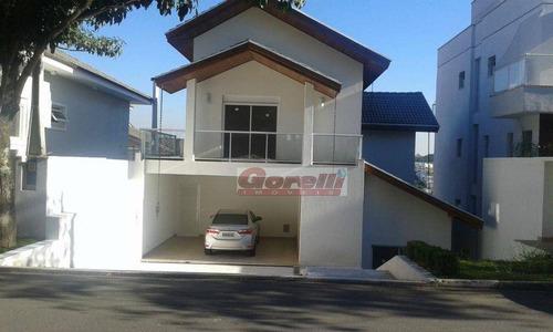 Casa Com 3 Dormitórios À Venda, 400 M² Por R$ 1.200.000,00 - Condomínio Arujá 5 - Arujá/sp - Ca0561