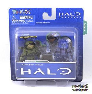 Halo Tru Minimates Juguetes R Nosotros Onda 4 Master Chief Y