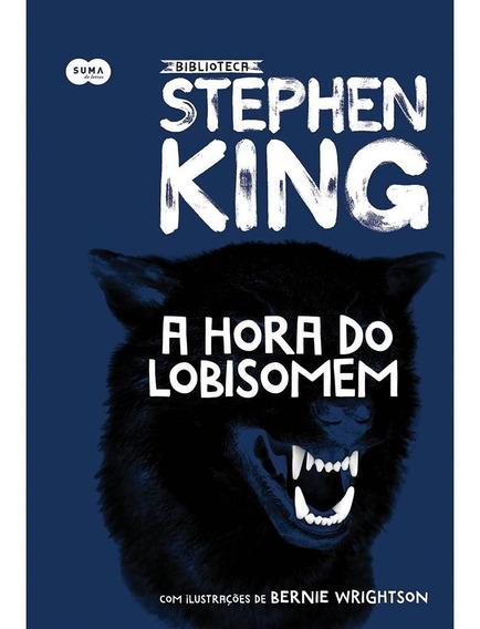 Livro A Hora Do Lobisomem -stephen King Promoção Envio 13,00