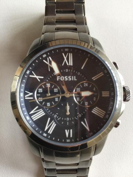 Relógio Fossil Fs4831 Masculino Original A Prova D