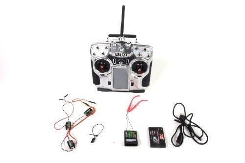 Transmisor Flysky Fs-i10 2.4ghz 10ch Con Receptor Fs-ia10 Pa