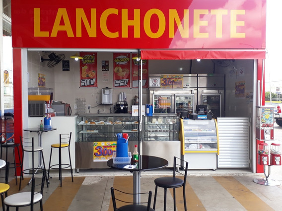 Vendo, Passo Ponto Lanchonete E Cafeteria