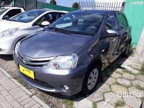 Toyota Etios X 1.3 16v 4p 2014/2015