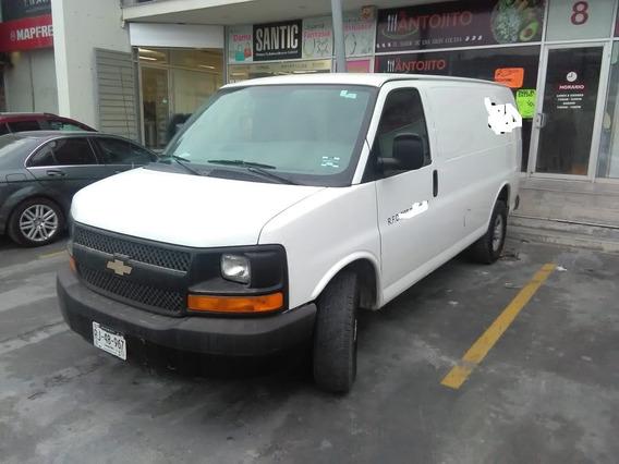 Chevrolet Express Cargo Van Ls 2015