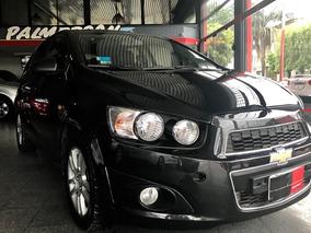 Chevrolet Sonic 1.6 Ltz 2013 Financio / Permuto !!