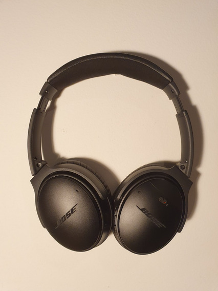 Fone De Ouvido Bose Quietcomfort 35 Ii Bluetooth Original
