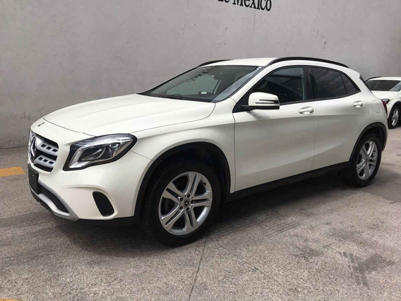 Mercedes-benz Clase Gla 2018 5p Gla 200 L4/1.6 Man