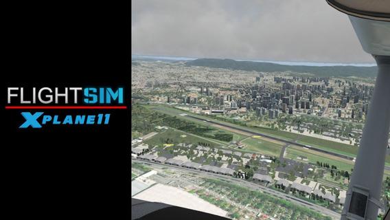 X-plane Mega Sao Paulo