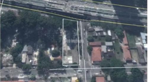 Campo Belo Próximo A Roberto Marinho - Terreno Com 1.178.0m²  - Pp16033