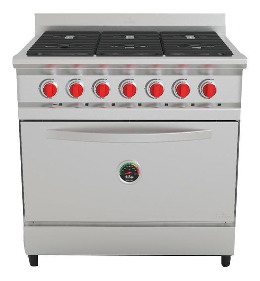 Cocina Fornax Cv86na 86 Cm
