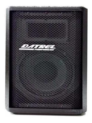 Caixa De Som Datrel At8.100 8a Bluetooth Usb