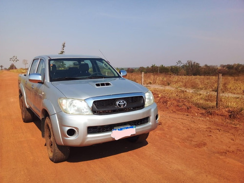 Imagem 1 de 10 de Toyota Hilux 2010 3.0 Sr Cab. Dupla 4x4 4p