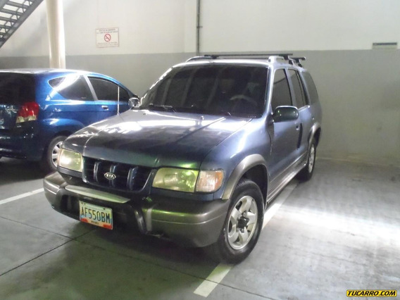 Kia Sportage Automatico