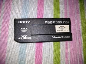 Memory Stick Pro 256.mb