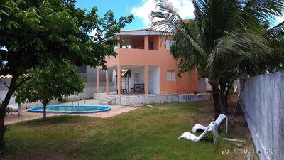 Casa Residencial À Venda, Loteamento Colinas De Pitimbú Em Praia Bela, Pitimbú. - Ca0479