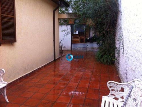 Imagem 1 de 4 de Excelente Terreno À Venda, 320 M² - Vila Madalena - São Paulo/sp - Ca2173