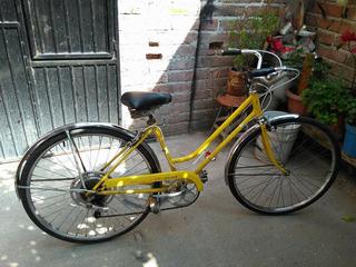 Bicicleta Schwinn.