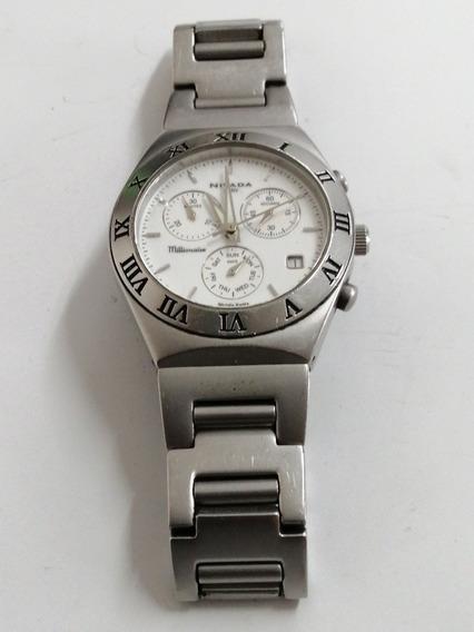 Reloj De Pulsera Nivada Millionaire No3336m
