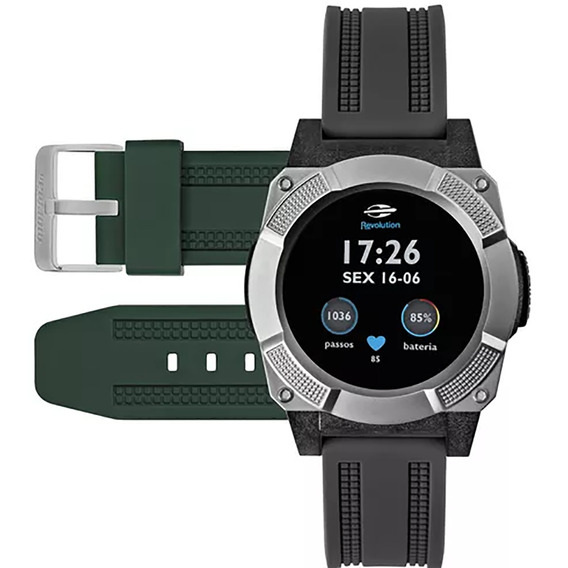 Relógio Mormaii Revolution Smartwatch Mosraa/8c