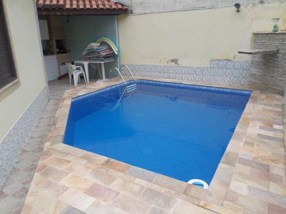 Casa 3 Domrs 2 Vagas Vila Caiçara - Praia Grande