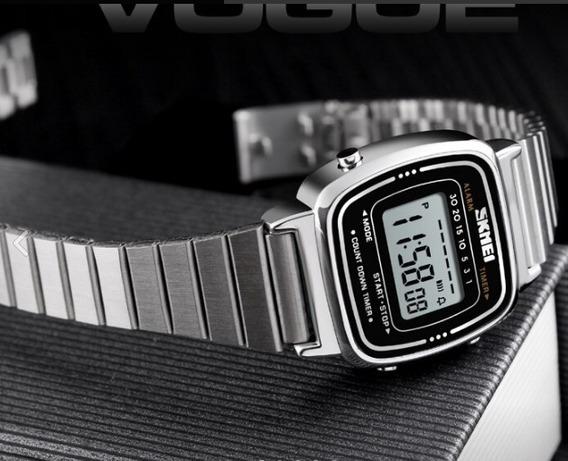Relógio Feminino Skimei Digital