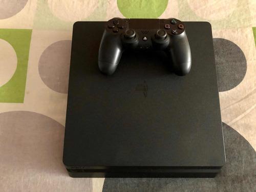 Playstation 4 Slim De 500gb 10/10 Con Juegos