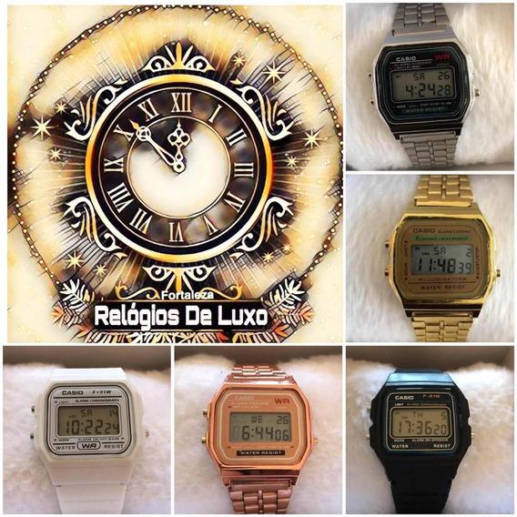 Kit C/10 Relógios Casio - Revenda / Atacado