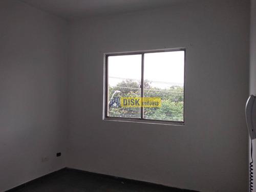 Sala Para Alugar, 60 M² Por R$ 1.100,00/mês - Vila Jerusalém - São Bernardo Do Campo/sp - Sa0065