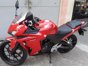 Moto Honda Cbr 500 R