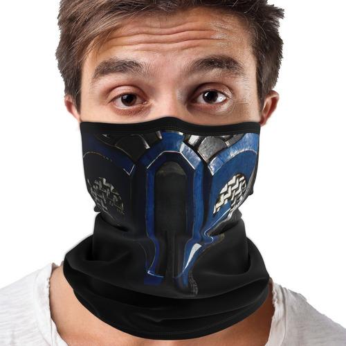 Mascara Touca Bandana Tubular Neck Airsoft Mk Subzero M 0001
