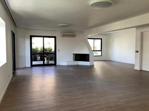 Imagem 1 de 17 de Excelente Apartamento Com 4 Dormitórios À Venda, 300 M² Em Local Nobre Da Vila Nova Conceição - São Paulo/sp - Ap14878