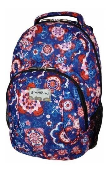 Mochila Gremond Porta Notebook - Maxime- 08519026099