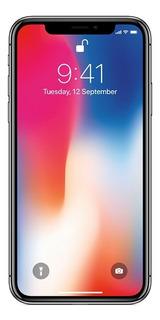 Apple iPhone X Space Gray 64gb Mqac2br/a E