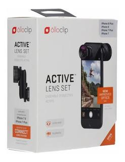 Lentes Active Olloclip Para iPhone 8/7 E iPhone 8plus/7plus
