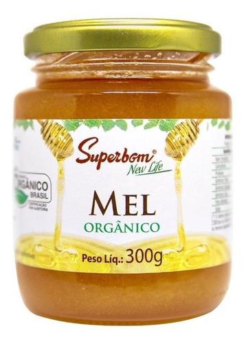 Imagem 1 de 5 de Mel Orgânico 300g - Superbom