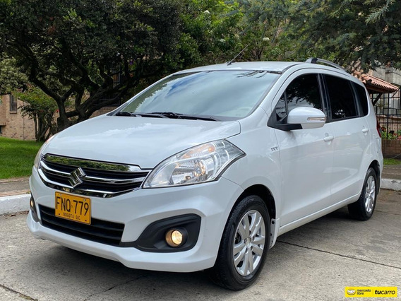 Suzuki Ertiga At 1400 Full