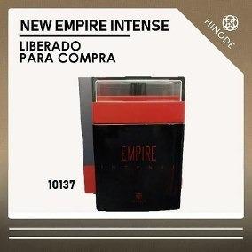 Hinode Kit Com 2 Perfumes Masculino Empire Intense