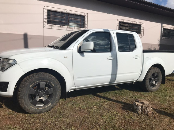 Camionete Nissan Frontier Xe 4x2 2012