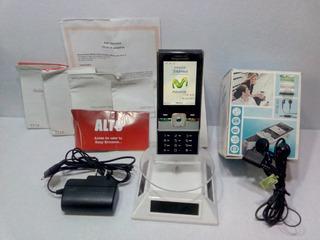 Sony Ericsson T715 Plata Movistar ---envió Gratis---