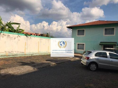 Apartamento Com 2 Dormitórios Para Alugar, 45 M² Por R$ 2.700,00/mês - Parque Rural Fazenda Santa Cândida - Campinas/sp - Ap0816