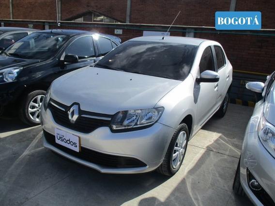 Renault New Logan Expression 1.6 2017 Jfu742