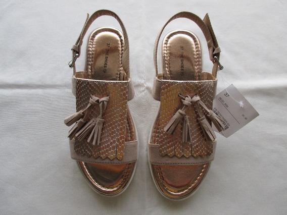 Sandalias Para Nena, Marca Europea!!!, Nuevas!!!, Con Etique