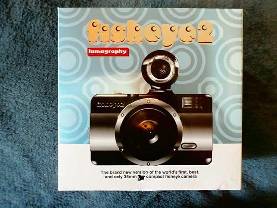 Câmera Lomography Fisheye 2