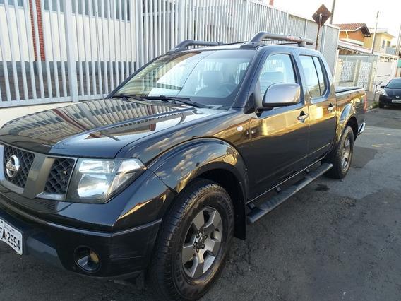 Frontier Se Attack 2013 Cabine Dupla Estuda-se Troca