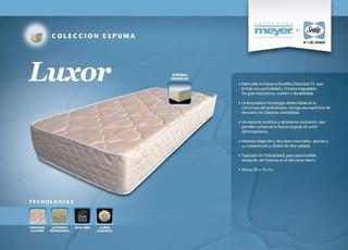 Colchon Luxor Meyer 80x190 Espuma