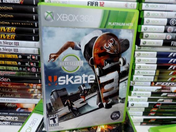 Skate 3 Xbox 360 Jogo Original Xbox Barato