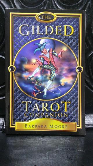 Livro Inglês Gilded Tarot Companion Barbara Moore + 1baralho