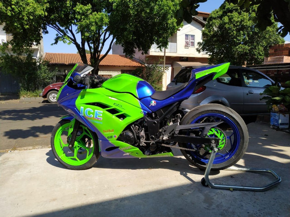 Kawasaki Ninja 300 Para Pista