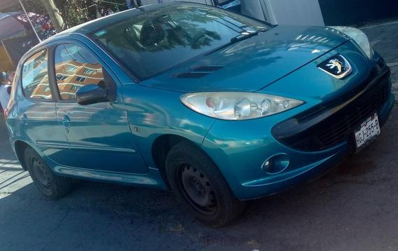 Peugeot 207 Mod. 2009 Circula Todos Los Días